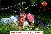Logo digital mediastudio _ katzbach, Fotografie & Video Nürnberg