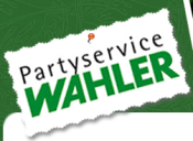 Logo von Wahler Partyservice GmbH, Catering & Barcatering Nürnberg