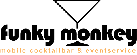 Logo von funky monkey - mobile Cocktailbar & Cafécatering, Catering · Partyservice Nürnberg