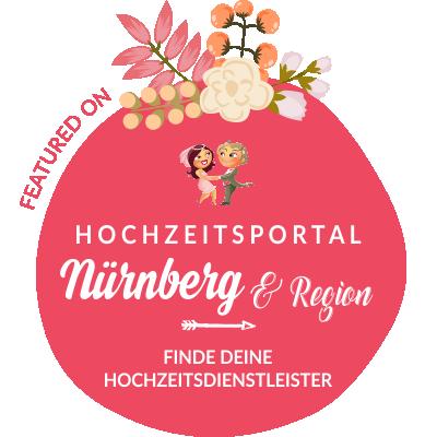 Featured auf Hochzeit & Heiraten in Nürnberg, Franken